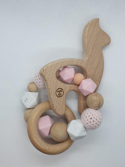 "Bijtring Lama design ""Anna""-Wood & Fun"